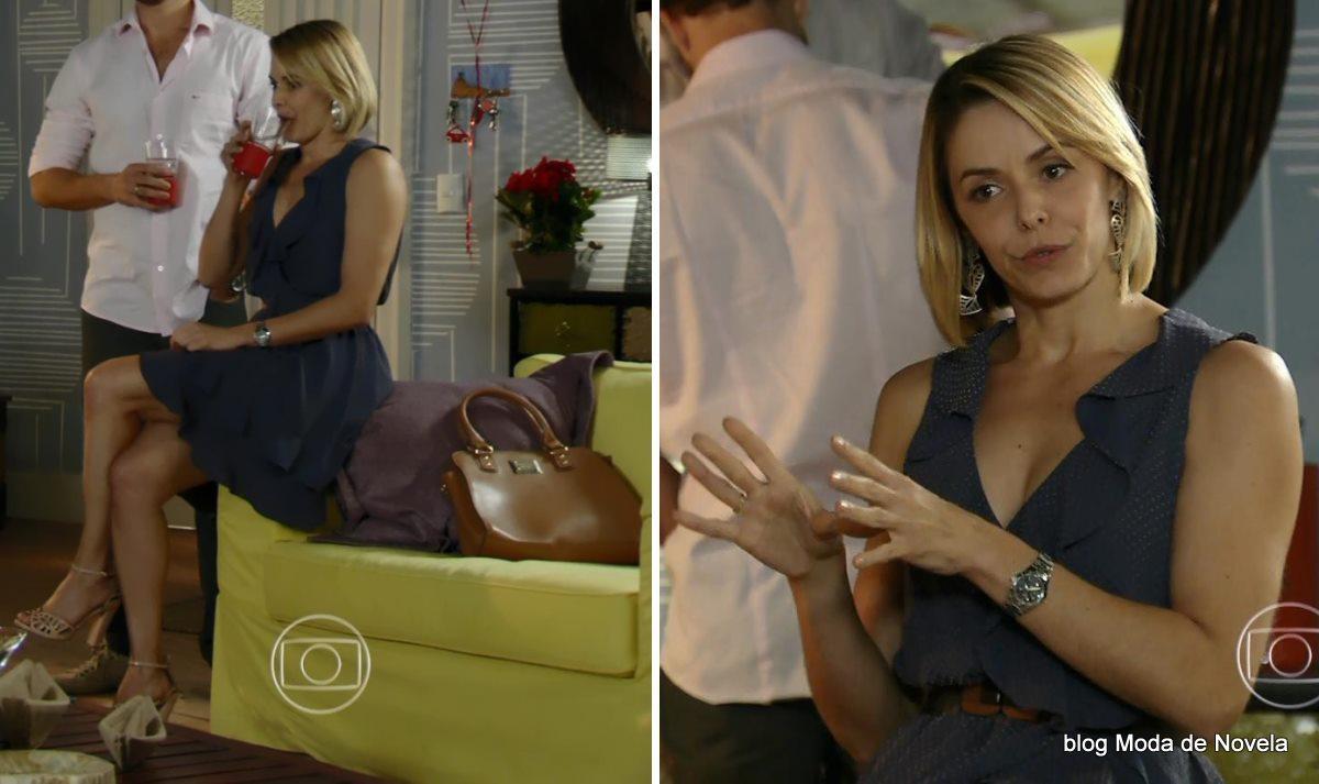moda da novela Em Família - look da Silvia dia 12 de maio