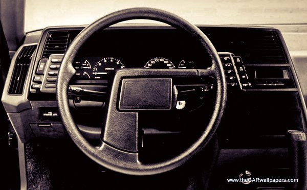 Subaru XT 1985