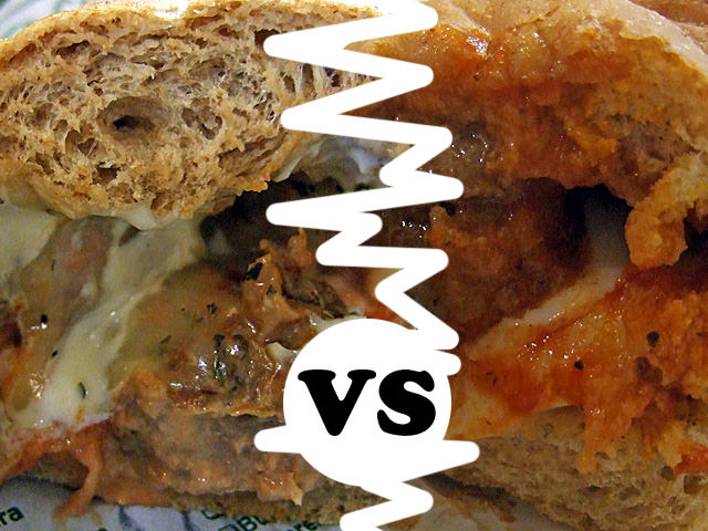 Quiznos vs Subway