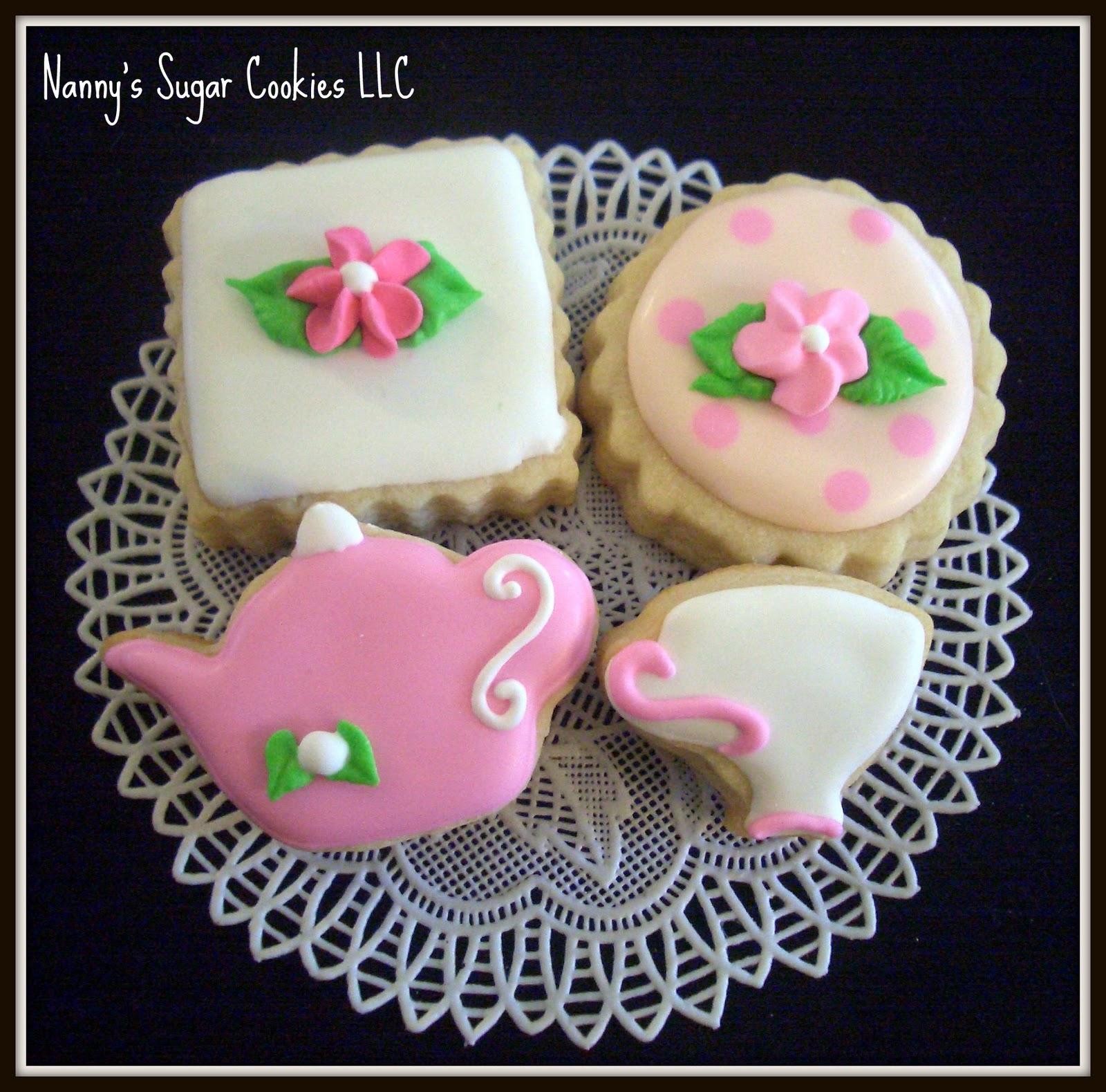 Nanny\'s Sugar Cookies LLC: March 2011