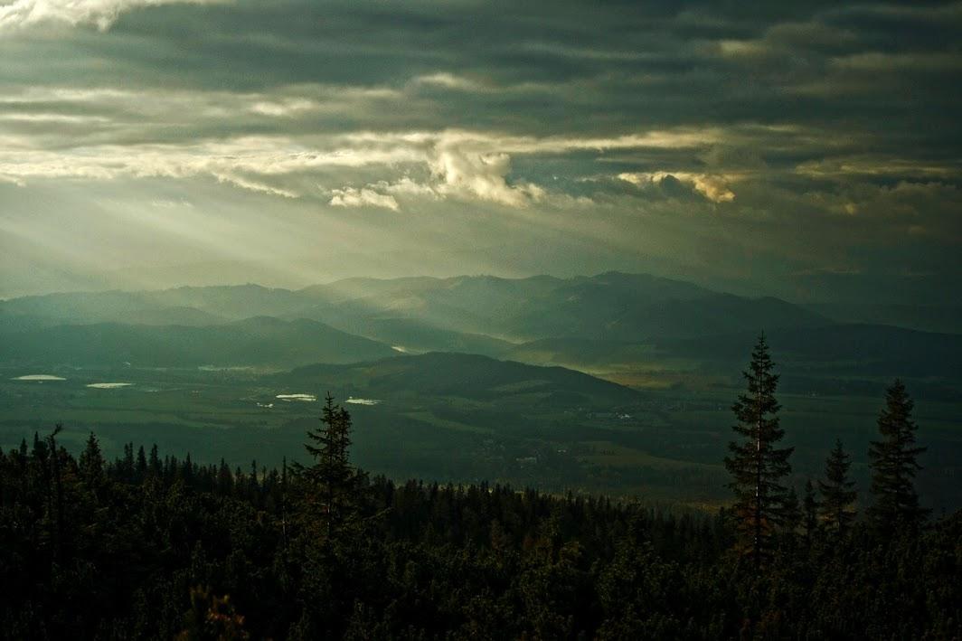 Szlak do Doliny Batyżowieckiej
