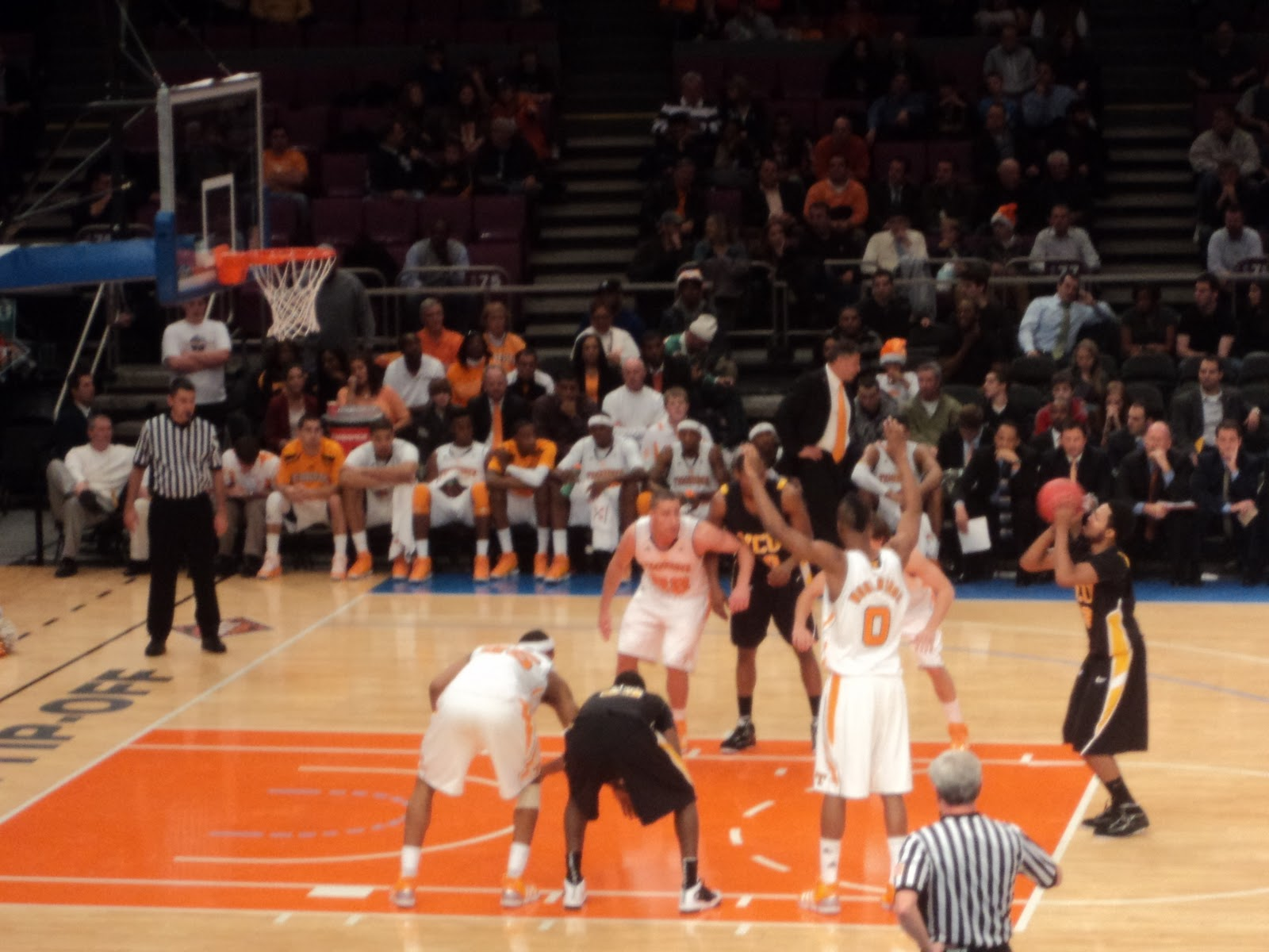 The College Hardwood  March 2011