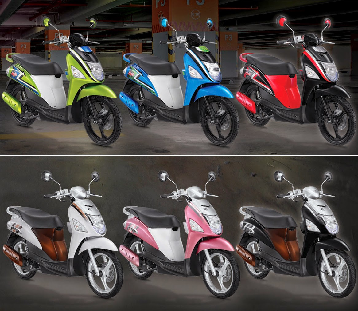honda scoopy modifikasi
