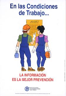 la información es la mejor prevención