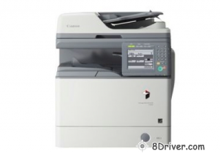 download Canon iR1750i printer's driver