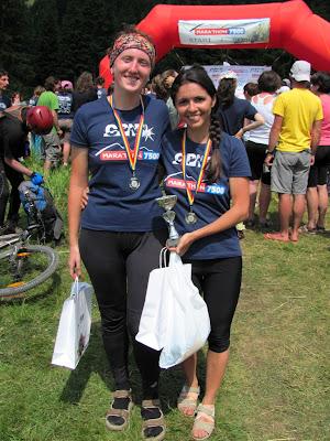 Bucegi. Marathon 7500. 2011. Hobby feminin