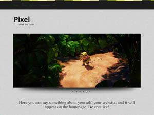 Pixel WP Theme