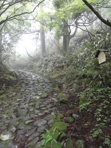 風越坂(かざこしざか) 東海道五十三次