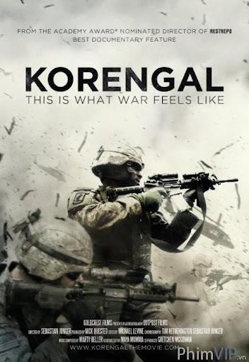 Trận Chiến Không Khoang Nhượng - Korengal poster