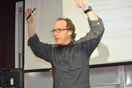 Lawrence Krauss - Singularity Summit 2011