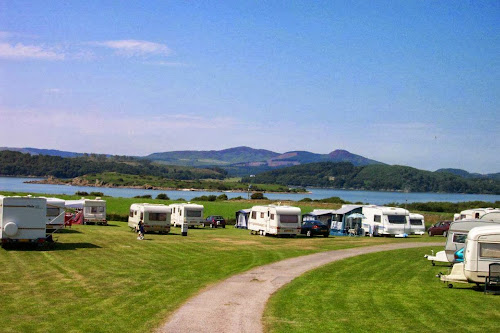 Castle Point Caravan and Camping Site at Castle Point Caravan and Camping Site