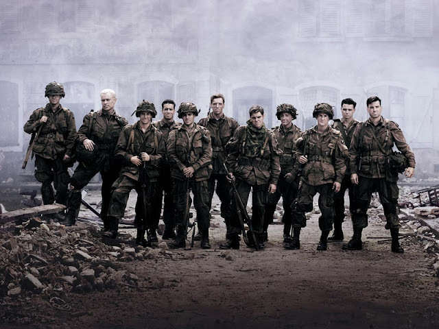 諾曼第大空降 Band Of Brothers