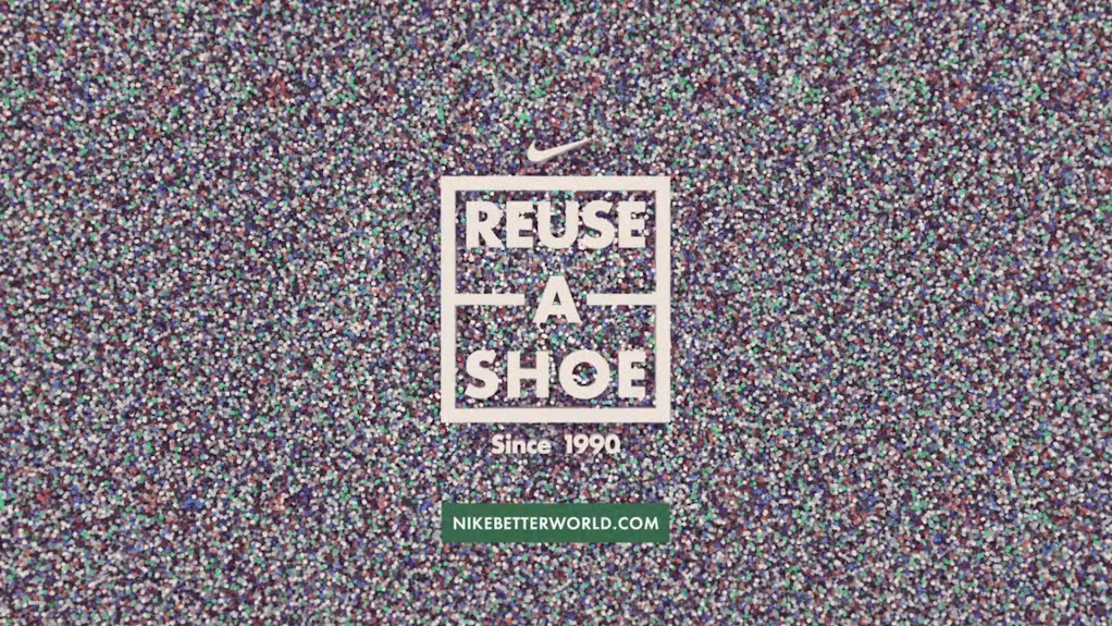 *Nike Grind跑鞋回收循環:趣味動畫短片! 6