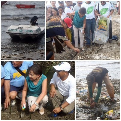 events, Month of the Ocean, mum for a cause, Villar Foundation, green ideas, green project