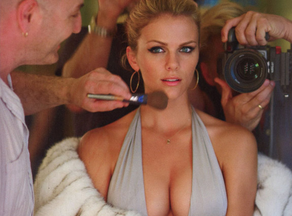 Brooklyn Decker's Boobs in Sports Illustrated 2011:celebrities,Best,big girl,tits,big breasts0