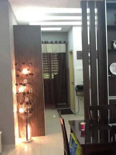 Dapur Yg Direct Boleh Nampak Dr Pintu Masuk Utama Saya Dan Hasben Setuju Nak Buat Display Cabinet Seperti Gambar Di Atas La Letak Brg2 Hiasan