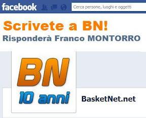 Franco Montorro risponde ai lettori su Facebook