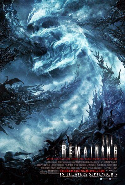Poster Of English Movie The Remaining (2014) Free Download Full New Hollywood Movie Watch Online At Alldownloads4u.Com