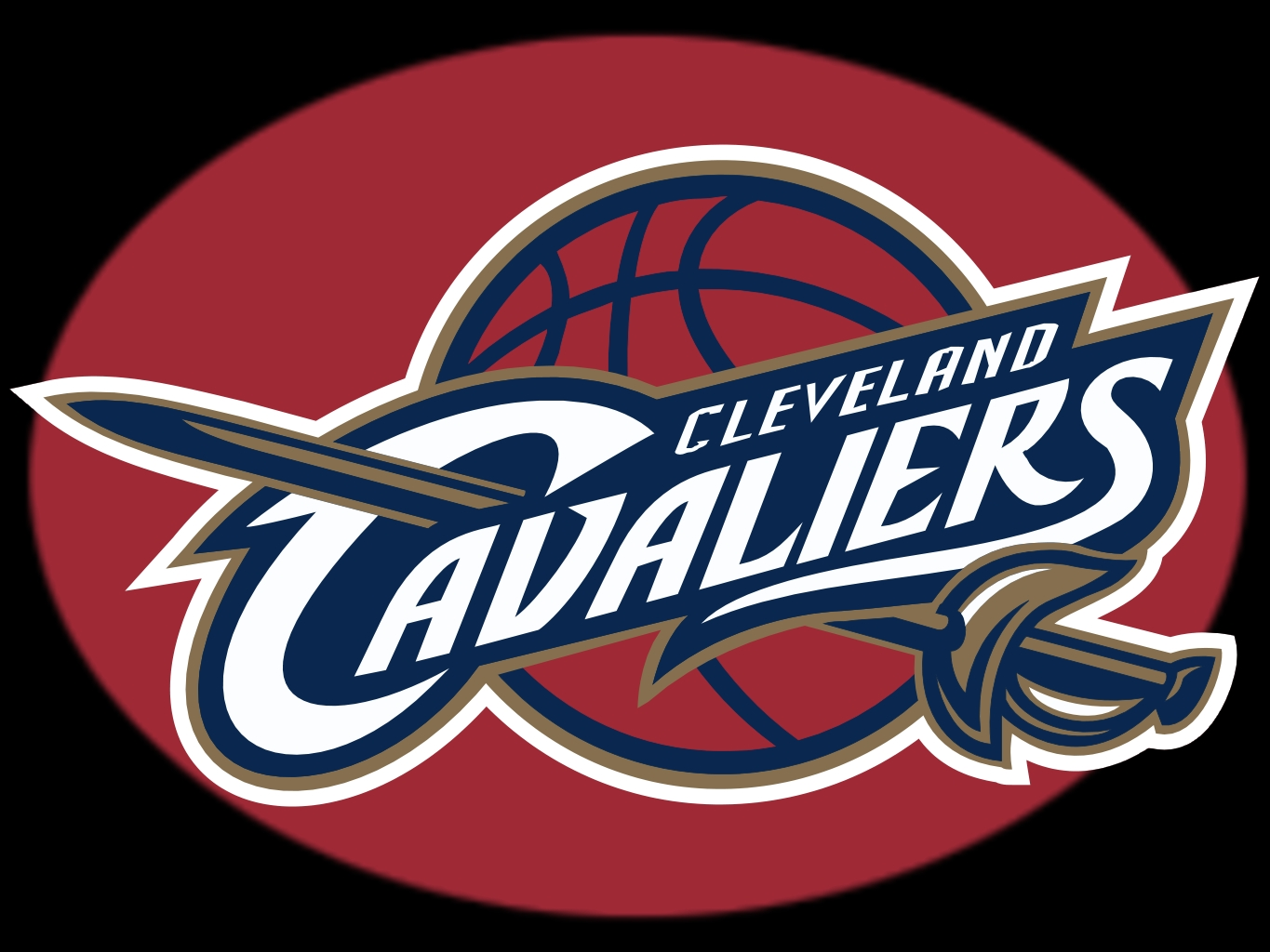 Cleveland Cavaliers Logo >> History of All Logos: All Cleveland Cavaliers Logos