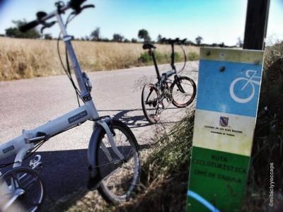 ruta ciclista Llucmajor Cala Pí