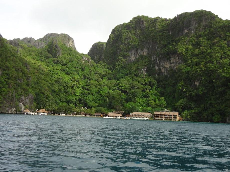 Miniloc Island Resort, Miniloc Island, Palawan, Philippines.