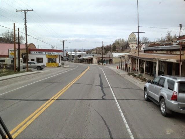 Downtown Austin Nevada