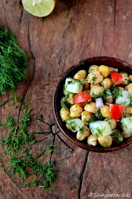 Recipe | Two Easy, Quick and Healthy Warm Chickpea Salads – Simple ...