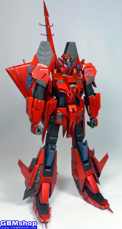 MSZ-006-P2/3C Zeta Gundam P2/3C Type Red Snake Red Zeta