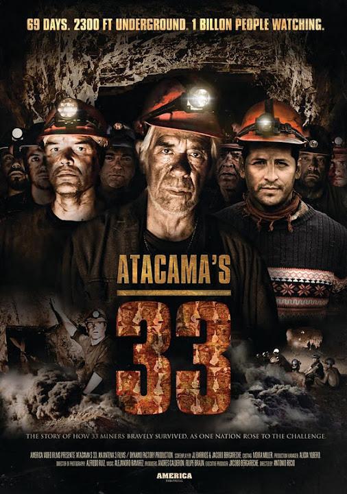 """Ya está en un servidor a tu alcance la película """"Atacama's 33"""