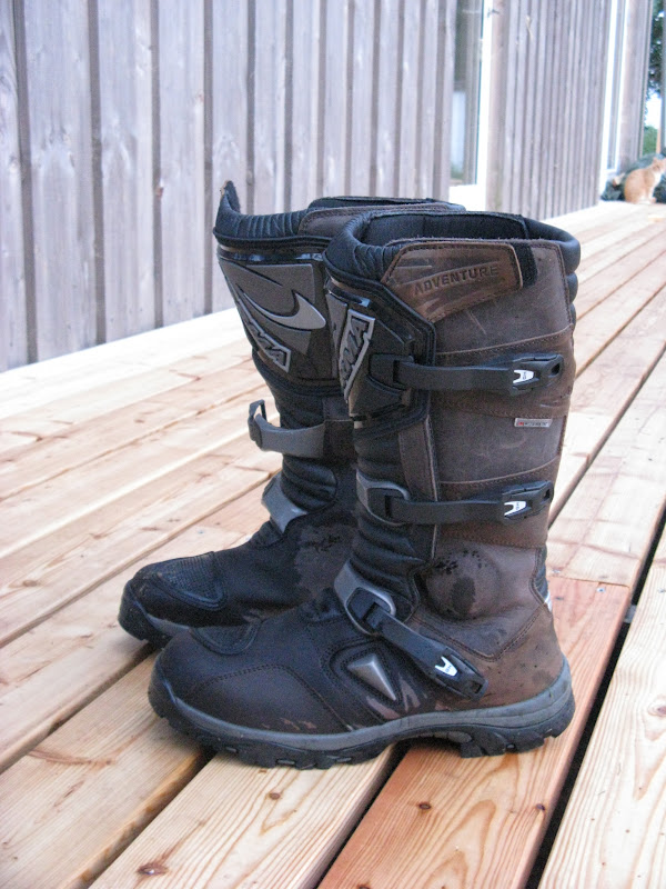 Forma Adventure Vandtæt motorcykel støvler