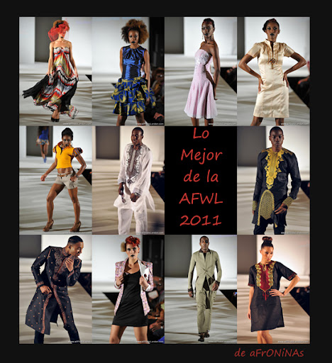 AFWL, 2011, Semana de la Moda Africana, Londres, Africa Fashion Week London, Black Fashion