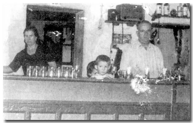 TABERNA DEL TURRI, AÑOS 40.