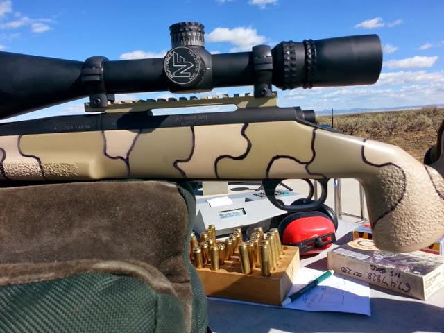 Performance Rifles: Long Range 6 5-284 Lapua