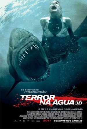 Filme Poster Terror na Água TS XviD Dual Audio & RMVB Dublado