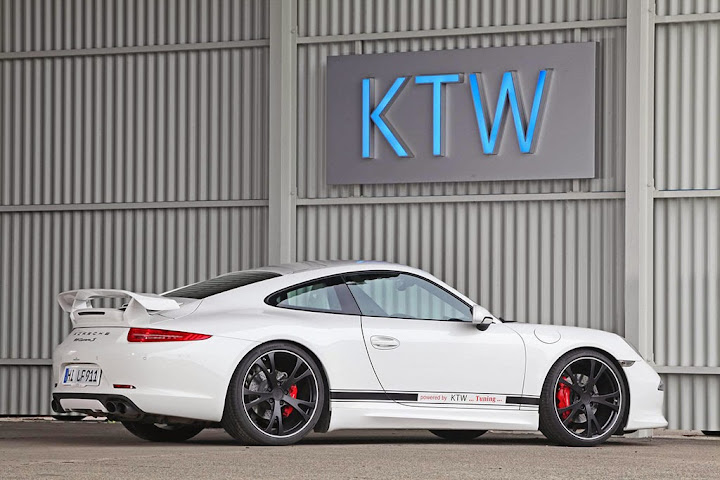 KTW x TechArt Porsche 911 Carrera S