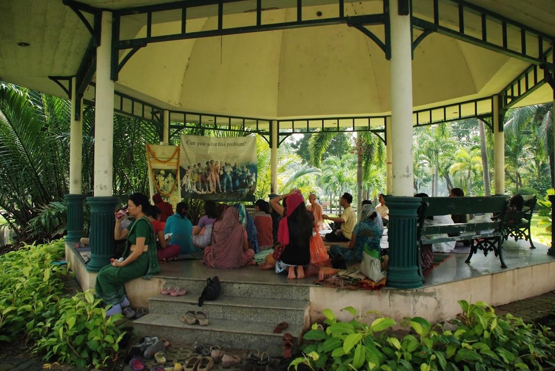 Харинама в Бангкоке