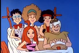 """The Pebbles and Bamm-Bamm Show"", las aventuras de los hijos adolescentes de ""The Flintstones"""