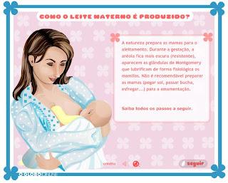 Variedades em Palavras. Quatros vantagens do leite materno. Humor.