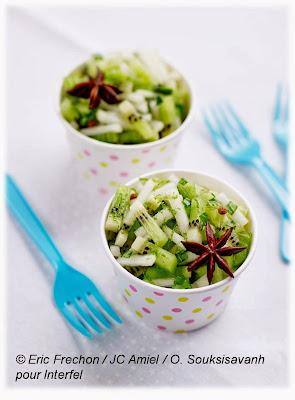 recette bebe kiwi poire menthe