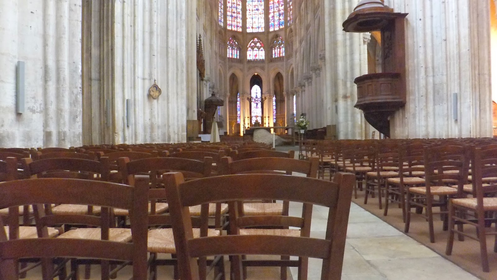 Saint Gatien de Tours, Tours, Francia, Elisa N, Blog de Viajes, Lifestyle, Travel