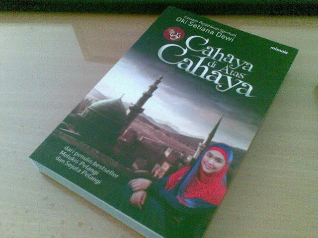 Buku Ke 3 Karya Oki Setiana Dewi (Dok, Pribadi)