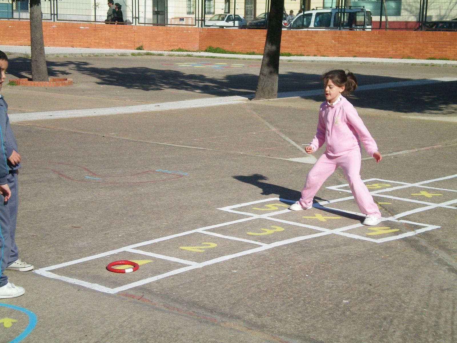 Educacion Fisica Juegos Populares