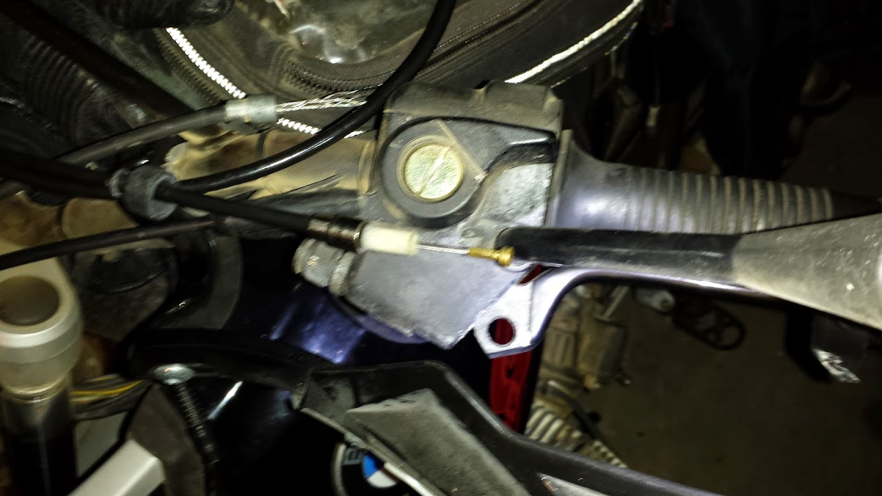 r1100gs clutch cable replacement BMW S1000RR BMW R1100RT Parts