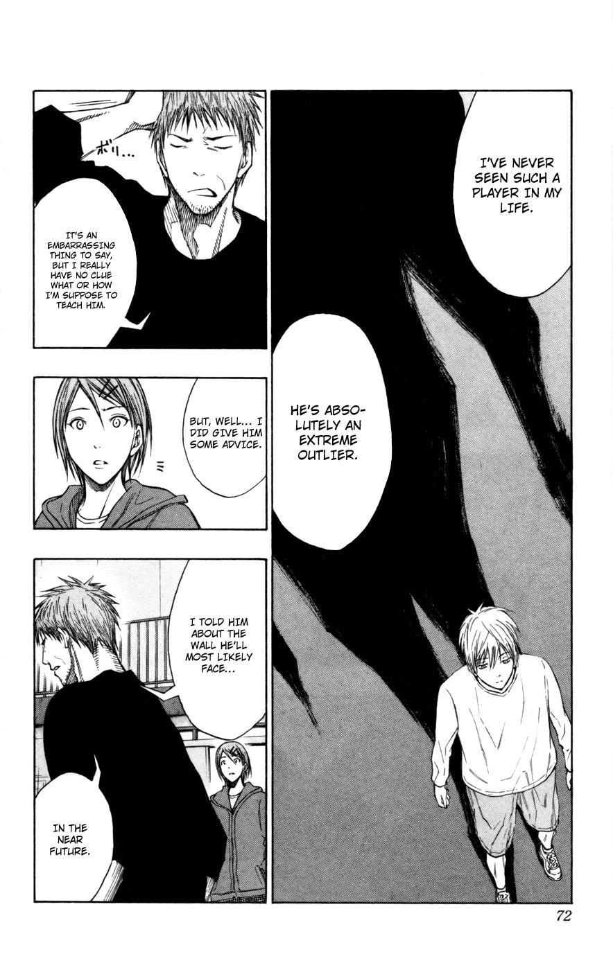 Kuroko no Basket Manga Chapter 112 - Image 06