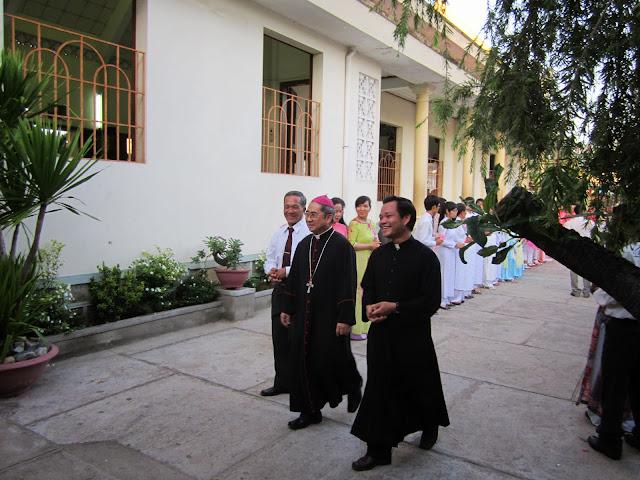 Lễ Đức Mẹ Hồn Xác Lên Trời Bổn Mạng Giáo xứ Lương Sơn
