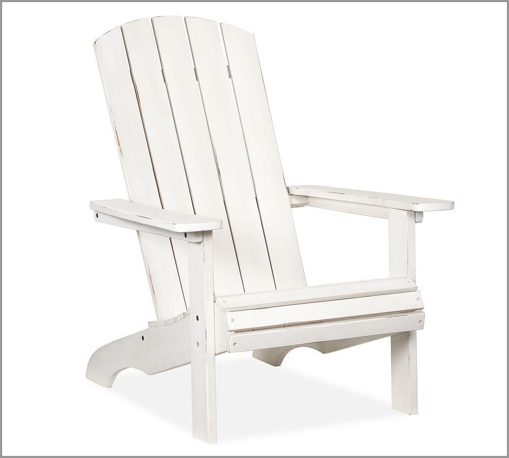 adirondack chair silhouette pottery barn adirondack chair