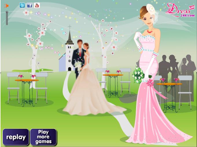 Wedding Dress Up Games Online 81