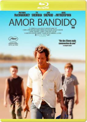 Filme Poster Amor Bandido BDRip XviD Dual Audio & RMVB Dublado