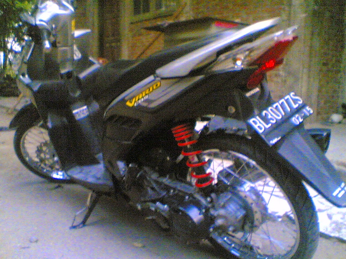 Vario Cbs Modifikasi Ring 17