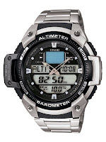 Casio Outgear : SGW-400HD